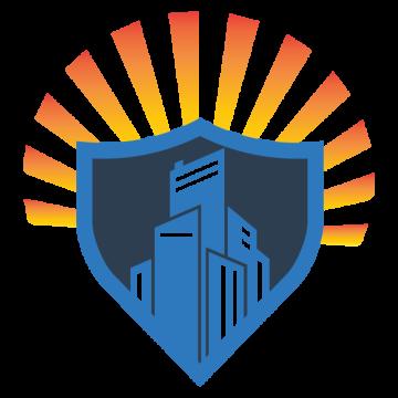 Logo for Safe & Vibrant city