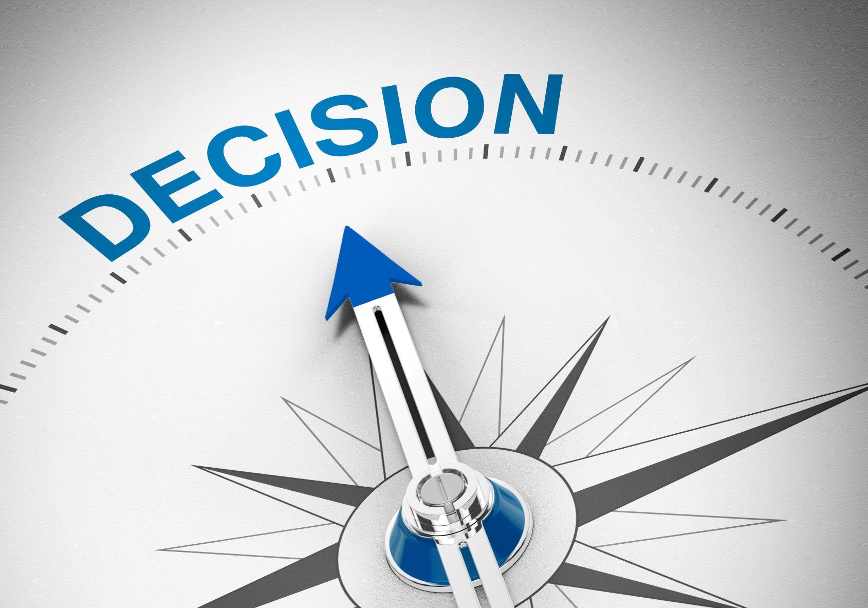 Decision compass