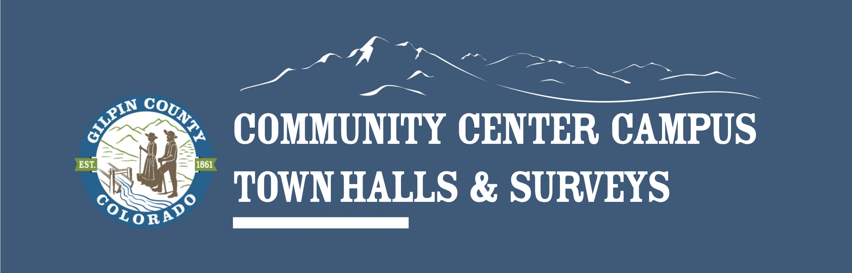 Community Center Camps Town Halls