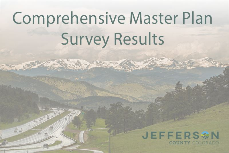 View the Comprehensive Master Plan Survey Results