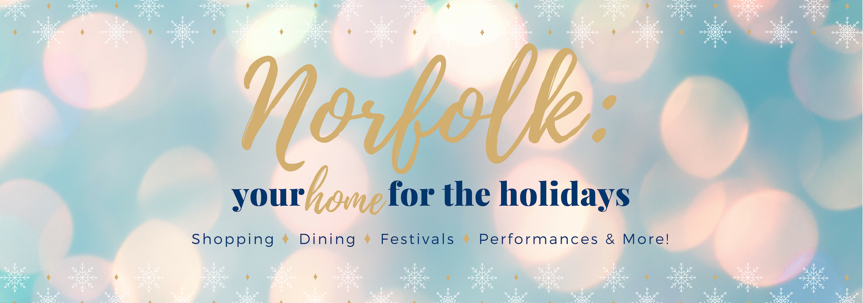 Norfolk: your home for the holidays image
