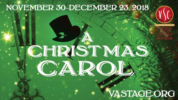 A Christmas Carol show image