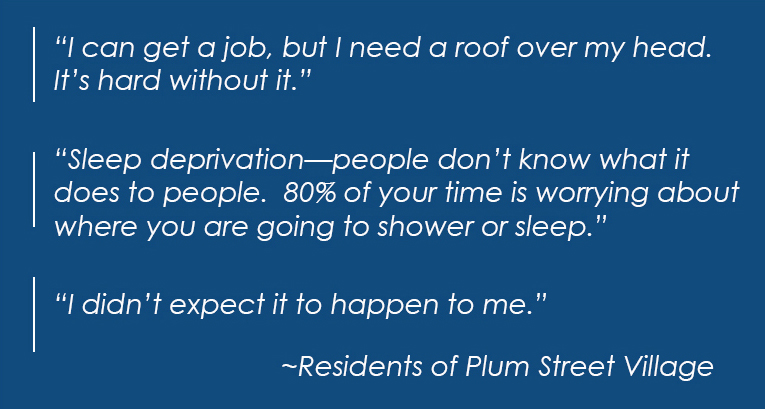 Resident quotes