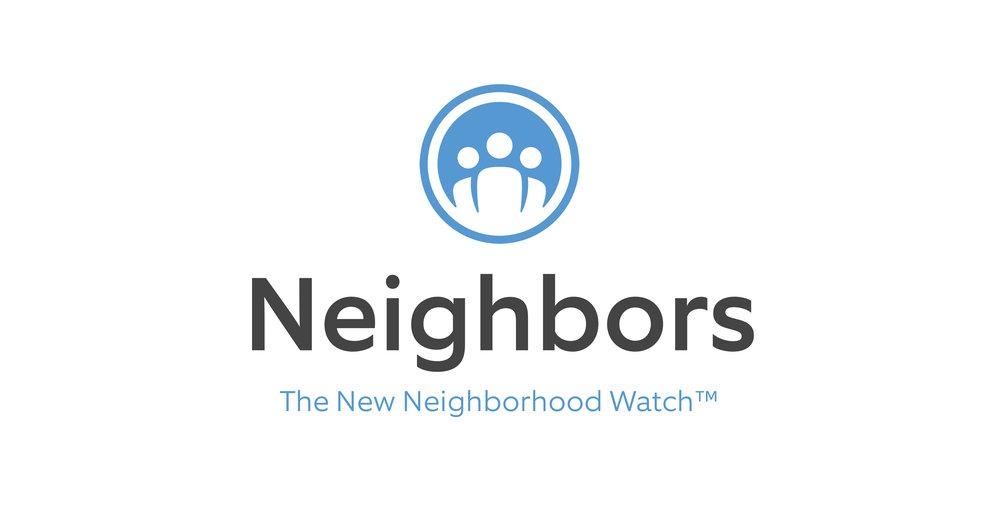 neighbors media neighborhood watch logo