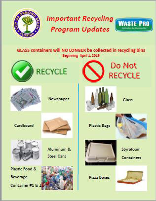 What Recyclable and What's Not