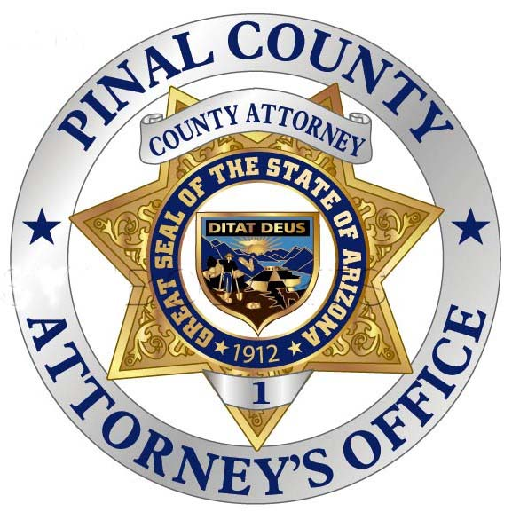 Pinal County Attorney's Office Criminal Statistics Disclaimer