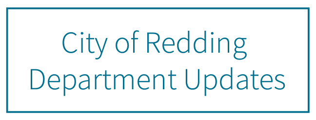 City of Redding Department Updates for COVID-19