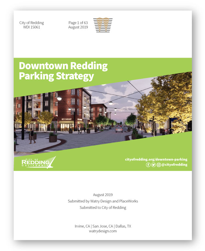 Downtown Redding Parking Strategy