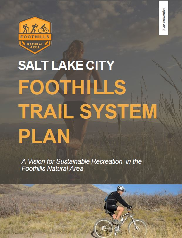 Foothills Trail System Plan 2019