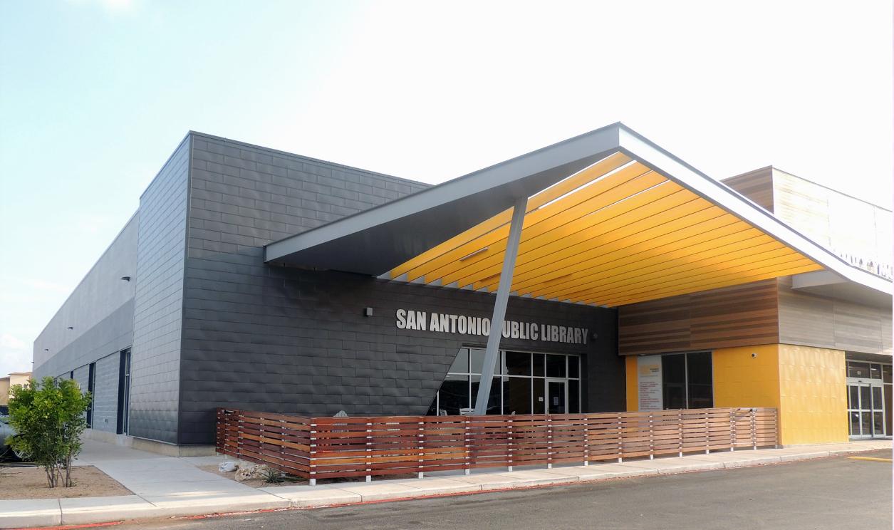 Potranco Public Library